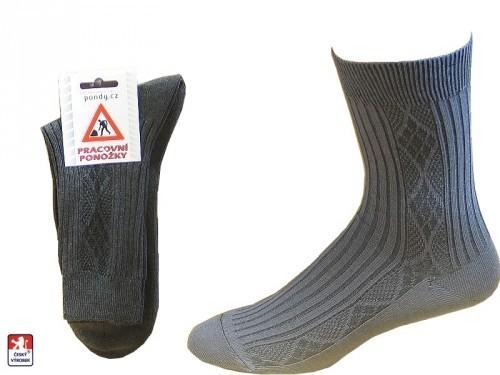 Pánské ponožky PONDY.CZ pracovní RUBÁK 38-48 f03ec4be7f